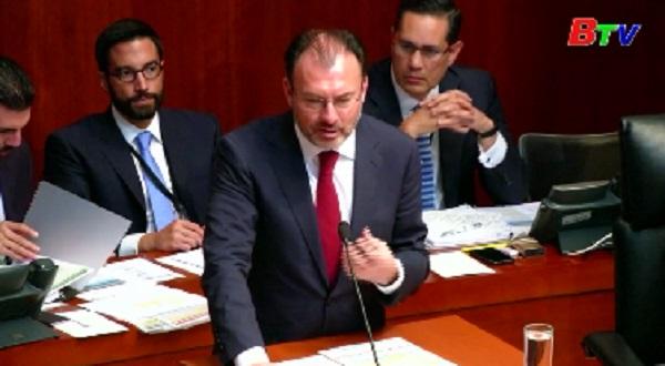 Mexico cảnh báo về các hệ quả trước lo ngại đổ vỡ của Nafta