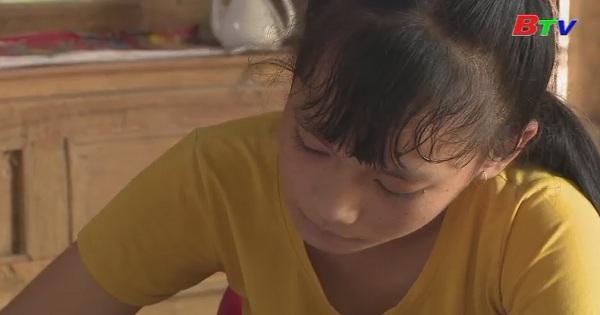 Thắp sáng ước mơ xanh - Em Nguyễn Thị Ngọc Hoãn, lớp 8A3, trường THCS Tây Sơn, xã Mỏ Công, Tân Biên, Tây Ninh