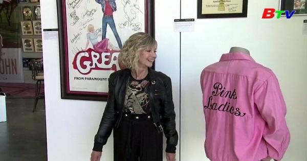 Bán đấu giá bộ trang phục phim Grease
