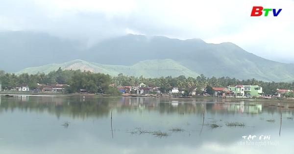 Đầm Châu Trúc ở Bình Định