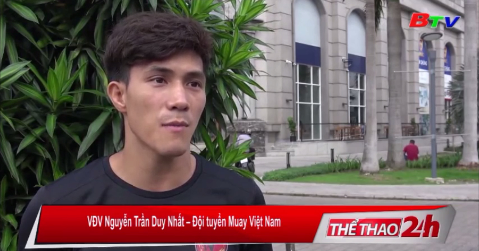 Nguyễn Trần Duy Nhất khao khát chiếc HCV SEA Games
