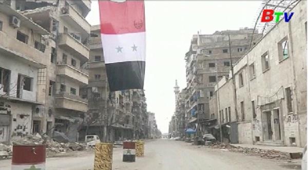 Syria giải phóng hàng chục thị trấn và ngôi làng ở Đông Aleppo