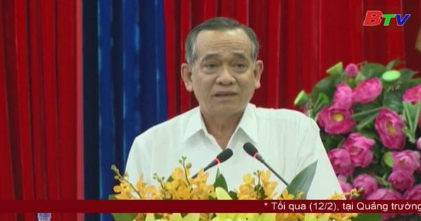Hội nghị triển khai kế hoạch tổng kết việc đổi mới phương thức lãnh đạo của Đảng