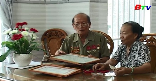 Người cựu chiến binh sản xuất giỏi và sống gương mẫu