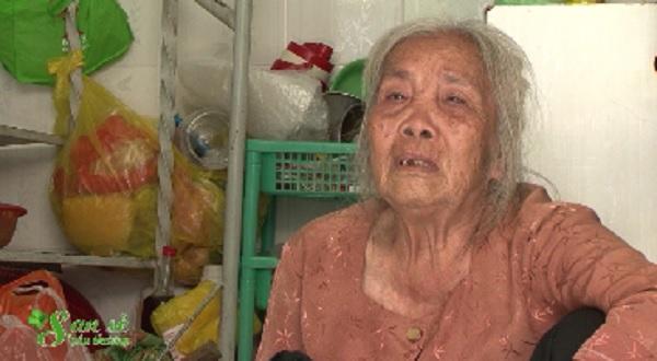 San Sẻ Yêu Thương - Hoàn cảnh bà Trần Thị Em (KP7, Phường Phú Lợi, TP,.TDM, Bình Dương)