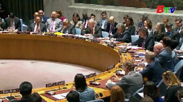Mỹ sẽ hành động nếu Hội đồng Bảo an không hành động về Syria