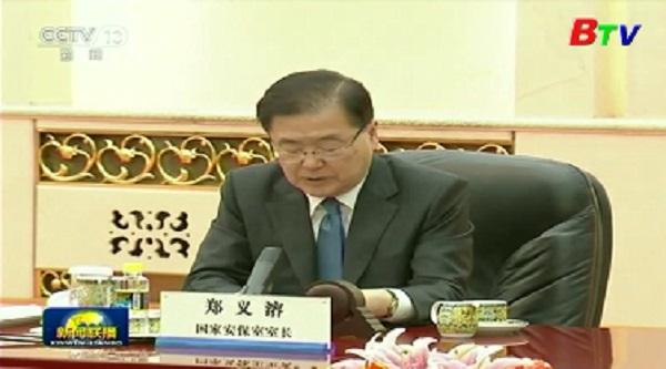 Trung Quốc kêu gọi Hàn Quốc tăng cường liên lạc về vấn đề Triều Tiên