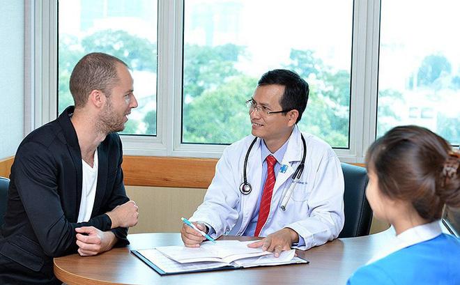 Thu hút người nước ngoài đến Việt Nam chữa bệnh