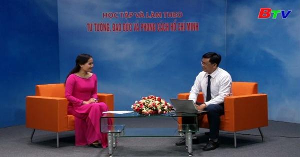 Giải phóng phụ nữ và chăm lo cho phụ nữ theo tư tưởng Hồ Chí Minh