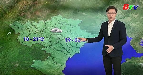 Bản tin Thời tiết (Ngày 11/3/2020)