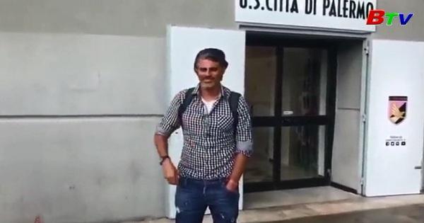 CLB Palemo sa thải HLV Diego Lopez