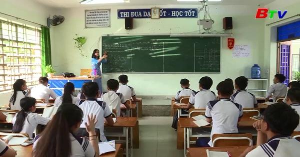 Chất lượng dạy và học ở Trường THCS Phước Hòa, Phú Giáo