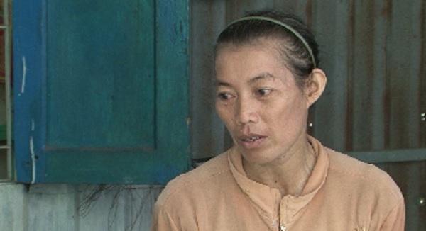 San Sẻ Yêu Thương - Hoàn cảnh chị Tám, khu 8, Phường Phú Thọ, TP.TDM