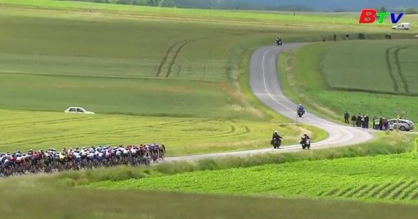 Kết quả chặng 3 Giải đua xe đạp Criterium du Dauphine 2019