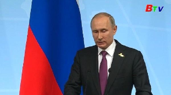 Nga gia hạn lệnh cấm nhập khẩu thực phẩm của phương Tây thêm 18 tháng