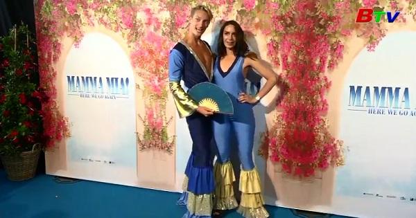 Thành viên ABBA dự buổi chiếu ra mắt