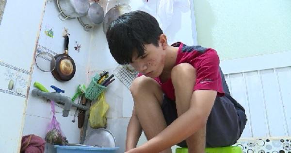 Thắp sáng ước mơ xanh - Em Cống Thiên Tuấn, lớp 9A3, trường THCS Nguyễn Trường Tộ, Tx.Thuận An, Bình Dương