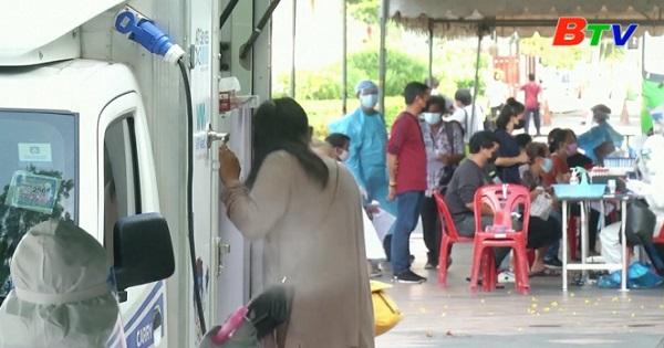 Thái Lan áp đặt biện pháp phòng dịch cứng rắn