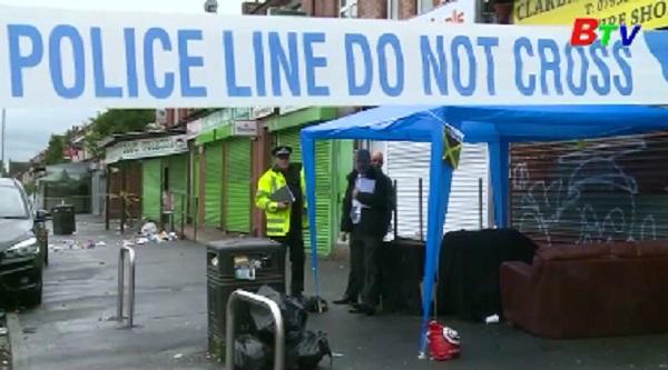 10 người bị thương trong vụ xả súng ở Manchester (Anh)