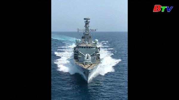 Anh điều thêm tàu tham gia sứ mệnh hải quân ở vùng Vịnh