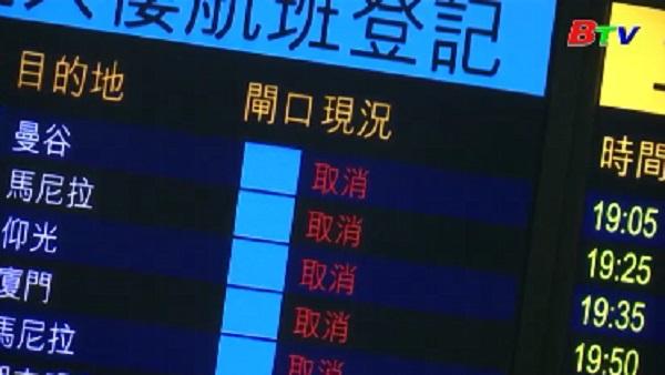 Sân bay Hồng Kông mở cửa trở lại