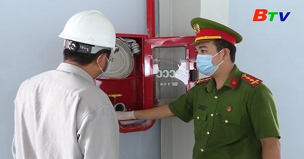 Phòng cháy chữa cháy (Ngày 13/08/2021)