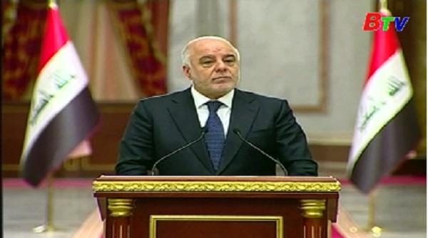 Thủ tướng Iraq kêu gọi đối thoại với các nhà lãnh đạo người Kurd