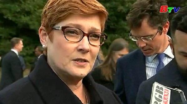 Australia kêu gọi Iran đối xử nhân đạo với 3 công dân bị giam giữ