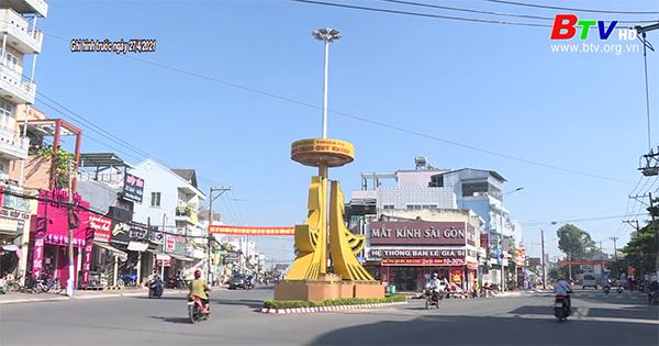 Thuận An nỗ lực xây dựng đô thị thông minh