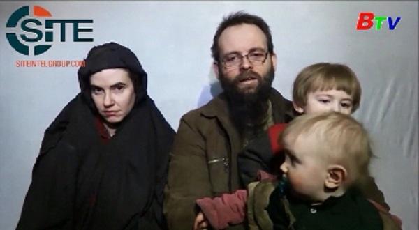Pakistan giải cứu một gia đình có công dân Mỹ sau 5 năm bị bắt cóc tại Afghanistan