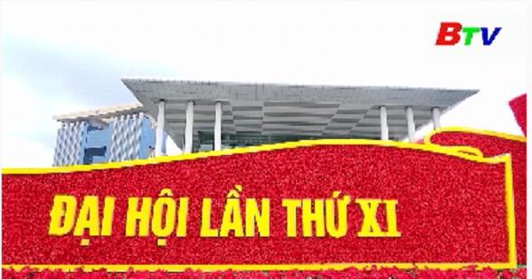 Sẵn sàng Đại hội đại biểu đảng bộ tỉnh lần thứ XI