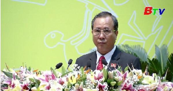 Đại hội đại biểu đảng bộ tỉnh Bình Dương lần XI, nhiệm kỳ 2020-2025 tiến hành phiên trù bị và thảo luận tại tổ