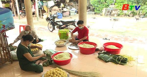Truyền thống giúp nhau vượt qua gian khó của người Việt