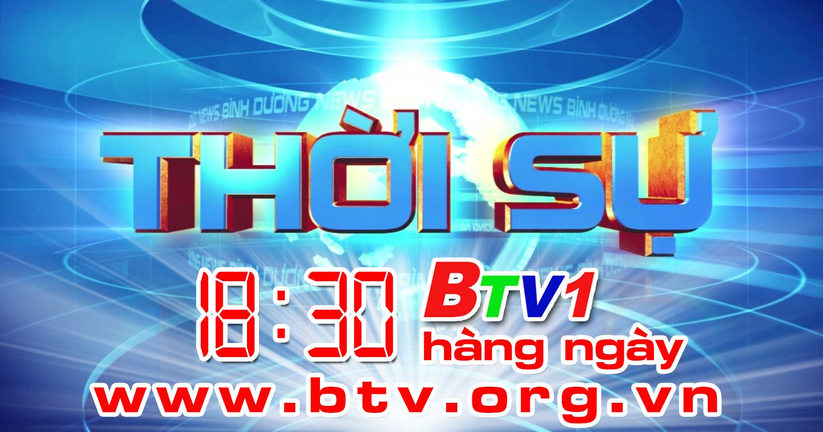 Chương trình Thời sự 18 giờ 30 ngày 13/10/2021