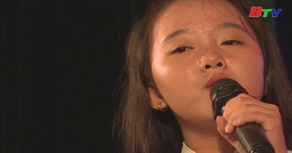 Hội thi Tiếng hát Sơn Ca 2017