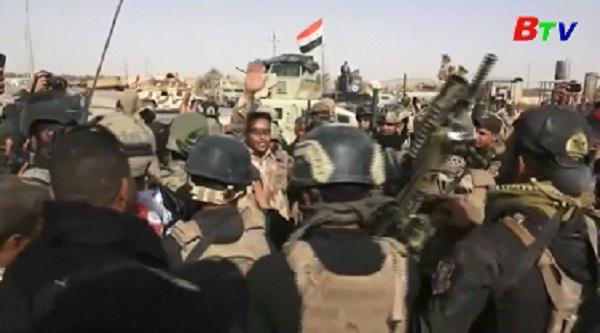 Iraq thiệt hại hơn 100 tỷ USD do IS chiếm đóng