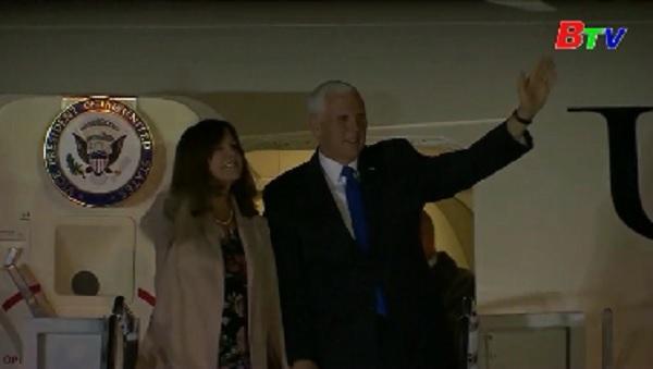 Phó Tổng thống Mỹ thăm Nhật Bản