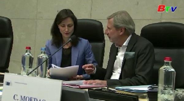 Châu Âu chính thức cấp phép lưu hành vaccine ngừa Ebola