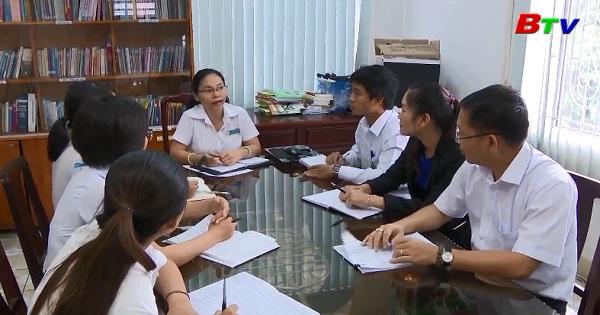Công tác trợ giúp pháp lý cho người khuyết tật ở Bình Dương