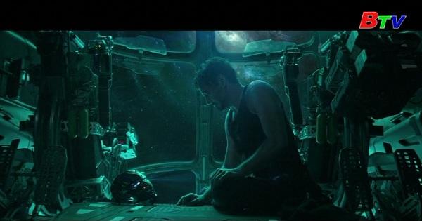 Giới thiệu trailer phim Avengers - Endgame