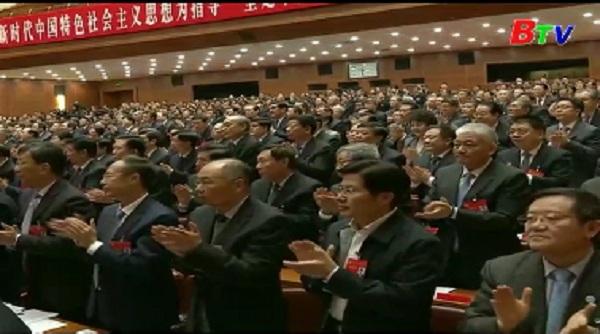 Tổng Bí thư, Chủ tịch Trung Quốc kêu gọi trung thành tuyệt đối với Đảng Cộng sản