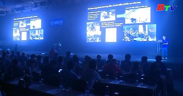 Công bố kế hoạch các giải đua xe Yamaha GP năm 2017 tại Việt Nam