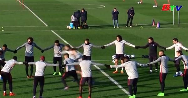 Lượt đi vòng 1/8 UEFA Champions League-Trước trận Paris St Germain – Barcelona