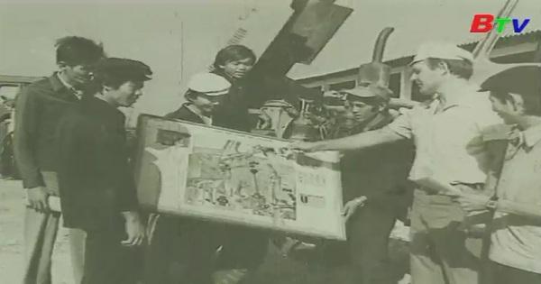 Cao su Dầu Tiếng hình thành và phát triển - Tập 3: Những vườn cao su Việt - Xô