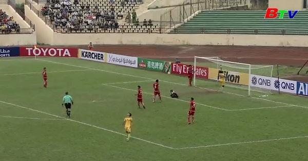 Trước lược trận thứ 4 AFC Cup 2018 Persija Jakatar - SLNA