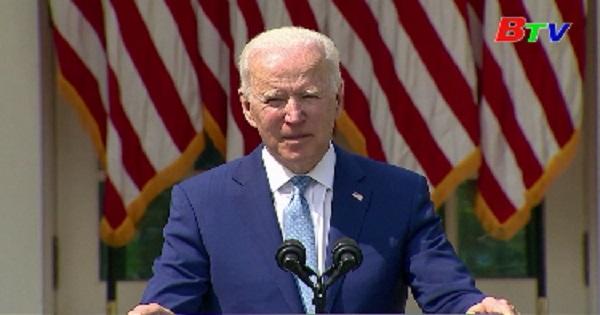 Tổng thống Mỹ phản đối biểu tình bạo lực