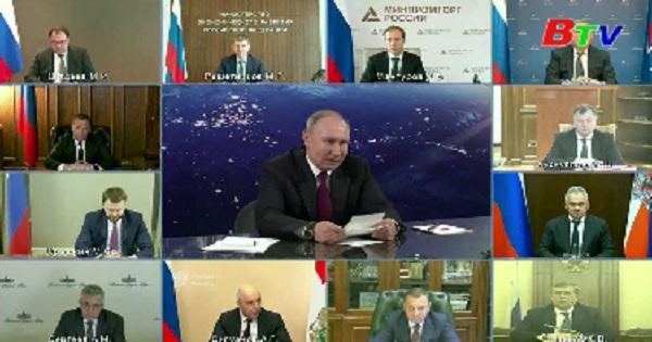 Nga muốn duy trì vị thế cường quốc không gian vũ trụ