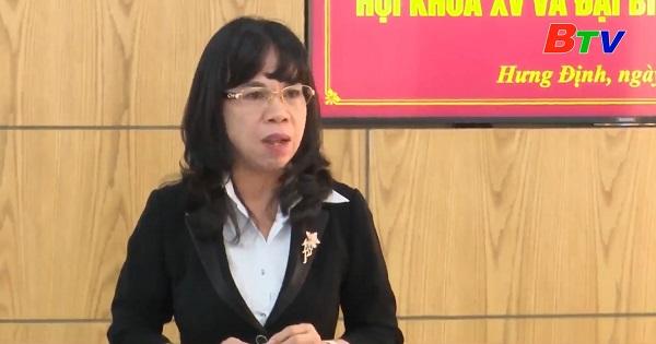 Thuận An triển khai công tác bầu cử đúng tiến độ
