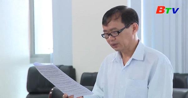 Ban bầu cử Đại biểu quốc hội số 2 triển khai, phân công nhiệm vụ