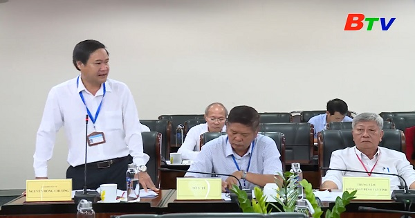 Ban Chỉ đạo phòng chống COVID-19 tỉnh Bình Dương họp triển khai công việc